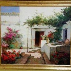 Arte: MANUEL FERNANDEZ. CARMONA (1927). Lote 115003975