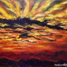 Arte: LAS MONTAÑAS DE LA LUZ.. Lote 115064003