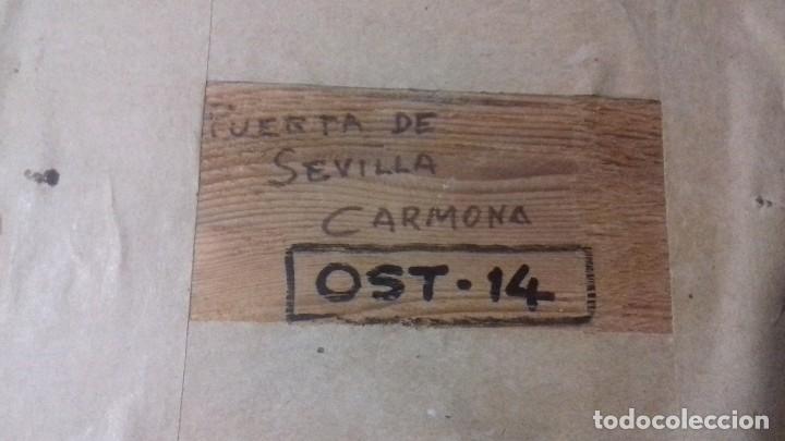Arte: MANUEL FERNANDEZ. PAREJA DE ÓLEOS SOBRE TABLA. BIEN ENMARCADOS. - Foto 5 - 114849119