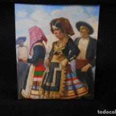 Arte: LAGARTERANA DE BURGUETE. Lote 115144547