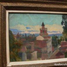 Arte: SEGUNDO MATILLA MARINA (1862-1937) (A PRECIO DE GANGA). Lote 115165067