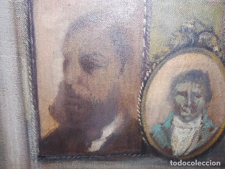 Arte: oleo impresionista - Foto 2 - 115242607
