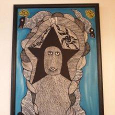 Arte: PROSPER PIERRE-LOUIS. L'ETOILE DE MER.. Lote 115276295