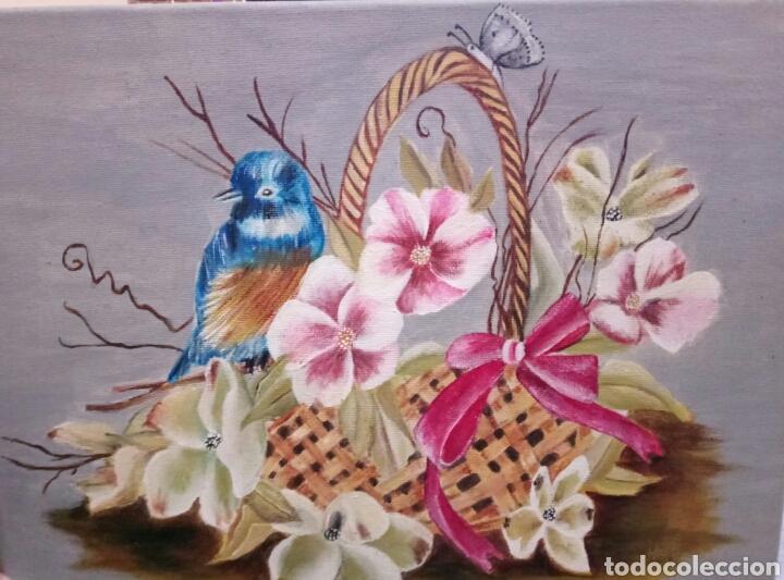 OLEO SOBRE LIENZO, FIRMADO (Arte - Pintura - Pintura al Óleo Moderna sin fecha definida)
