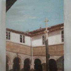 Arte: ÓLEO SOBRE LIENZO - FIRMA : CUELO.. Lote 115469039
