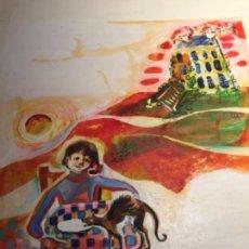 Arte: DIBUJO ORIGINAL DE ROSER MUNTAÑOLA(BARCELONA 1928), CATALOGADO. Lote 115564383