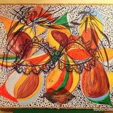 Arte: CUADRO DE PINTURA ABSTRACTAS / ROSER VIRGILI. Lote 115685803