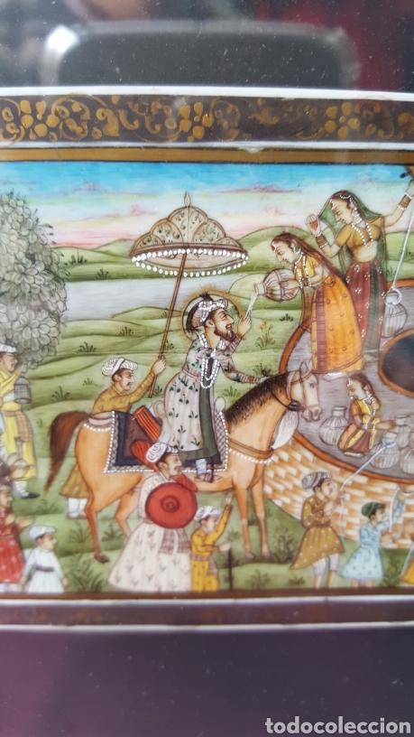 Arte: MINIATURA INDIA - Foto 4 - 115686740