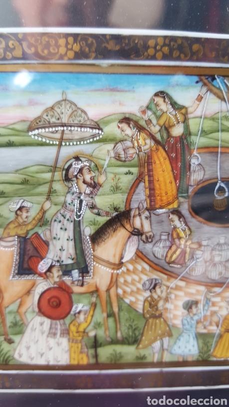 Arte: MINIATURA INDIA - Foto 10 - 115686740