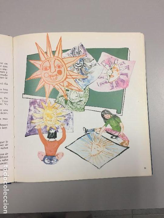 Arte: Ciro Oduber (Panamá 1921-Barcelona 2002), obra original catalogada. - Foto 3 - 115687383