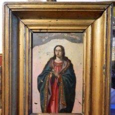 Arte: VIRGEN, TOTA PULCHRA, SIGLO XV ALTA ÉPOCA. Lote 117636367