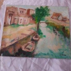 Arte: PAISAJE - ABELLO. Lote 116724595