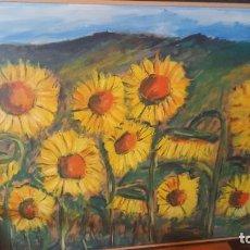 Arte: PINTURA SOBRE TABLA OLEO. Lote 116817215