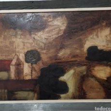 Arte: ÓLEO SOBRE TABLEX. AUTOR DESCONOCIDO.. Lote 117375751