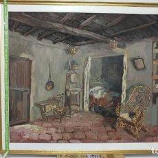 Arte: INTERIOR (MOGARRAZ) , F. MAILLO. Lote 117385587