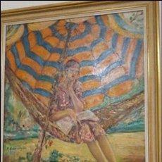 Arte: PEDRO CASAS ABARTA. Lote 115105023