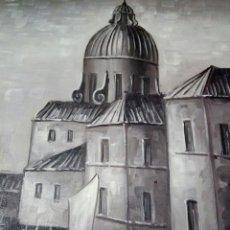 Arte: VENECIA, OLEO SOBRE LIENZO, FIRMADO. Lote 117686843