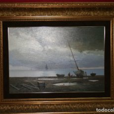 Arte: CASANOVA, JOSE, PINTOR VALENCIANO DEL SXIX. Lote 117712079