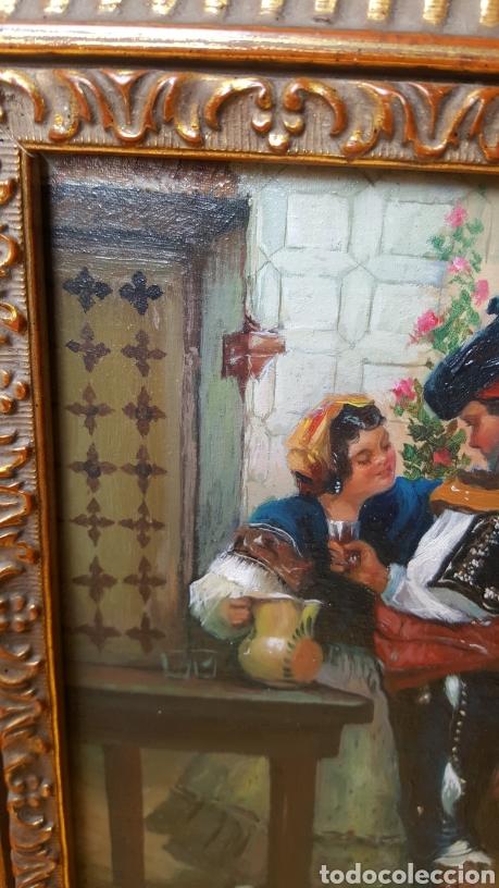 Arte: BONITA PINTURA SOBRE LIENZO - Foto 8 - 117818382