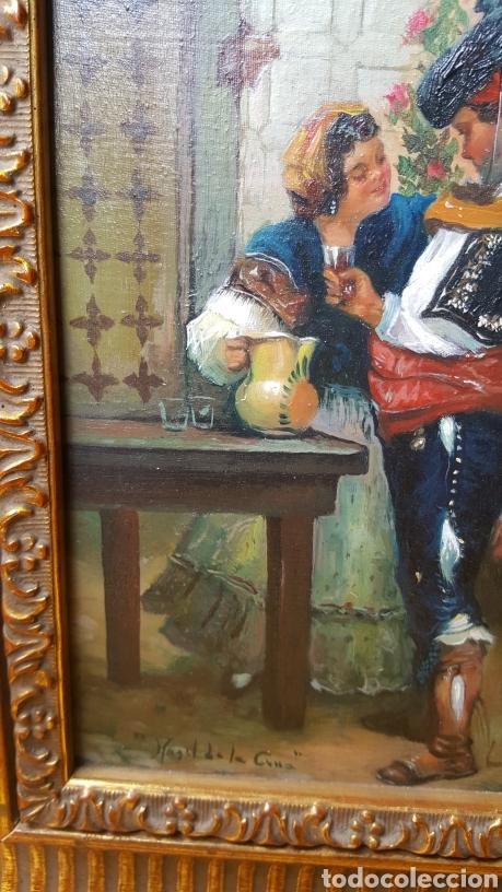 Arte: BONITA PINTURA SOBRE LIENZO - Foto 10 - 117818382