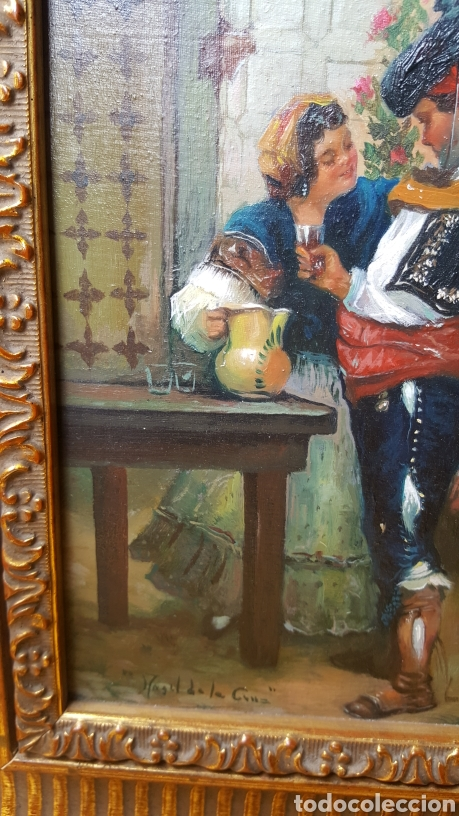 Arte: BONITA PINTURA SOBRE LIENZO - Foto 13 - 117818382
