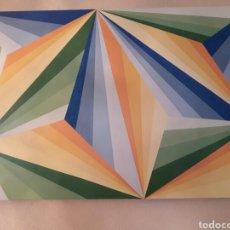 Arte: CUADRO ACRÍLICO SOBRE MADERA. FIRMADO. J. J. SANTOS. 103×70CM. PINTURA. ARTE.. Lote 114710679