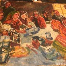 Kunst - comida de boda en bergantiños, segun alvarez de sotomayor - 117941107