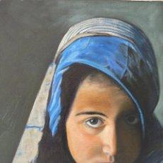 Arte: UNA CHICA ARABE. Lote 118080999