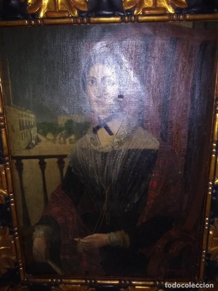 Arte: Preciosa obra de buena calidad firmado maria wihelmina wandscheer - Foto 2 - 118102499