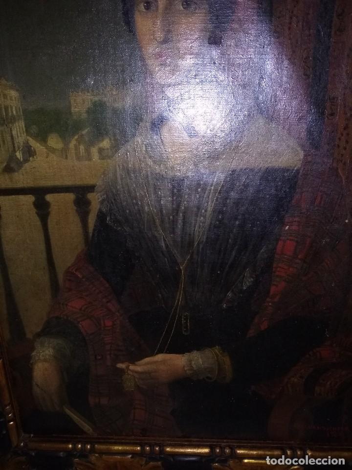 Arte: Preciosa obra de buena calidad firmado maria wihelmina wandscheer - Foto 3 - 118102499