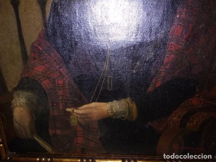 Arte: Preciosa obra de buena calidad firmado maria wihelmina wandscheer - Foto 4 - 118102499