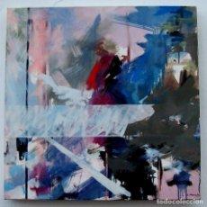 Arte: EMILIO MORALES NACIDO EN CUENCA OBRA AÑO 2005 OLEO/LIENZO MEDIDAS 51 X 51 CM. Lote 118198911