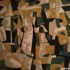 Arte: ÓLEO DE CHELÍN. Lote 118559774