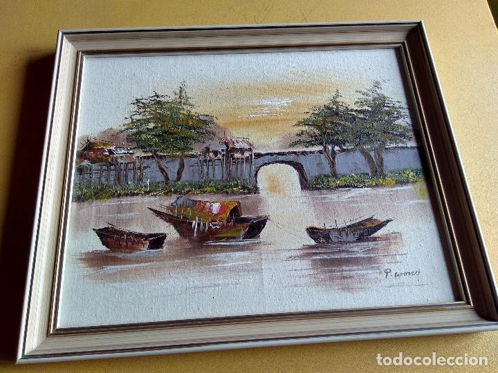 OLEO SOBRE TABLA (Arte - Pintura - Pintura al Óleo Contemporánea )