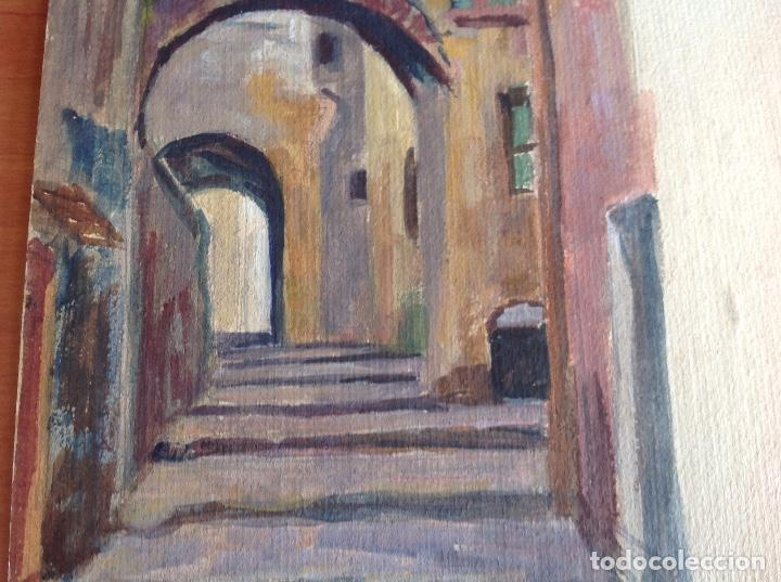 Arte: José Maria Jardines. Calles de Andalucía. - Foto 4 - 118687383