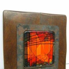 Arte: CARLES MADIROLAS (BARCELONA, 1934 - 2007) - PINTURA ESMALTE. Lote 116959535