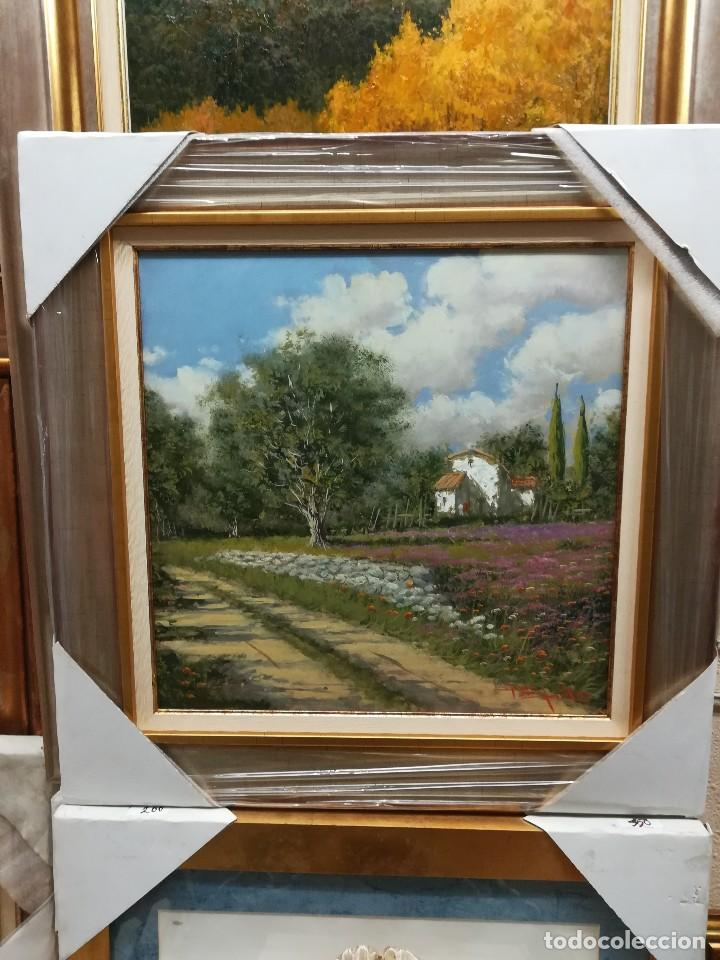 PAISAJE DE ESPOSITO (Arte - Pintura - Pintura al Óleo Contemporánea )