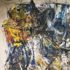 Arte: MARIANO CORRAL LIBANO (1926-2009). Lote 118996339