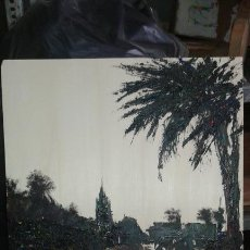 Arte: PASEO DEL PARQUE DE MALAGA. ACRILICO SOBRE TABLEX DE MADERA. VER FOTOS.36 CM X 25 CM. Lote 119249815