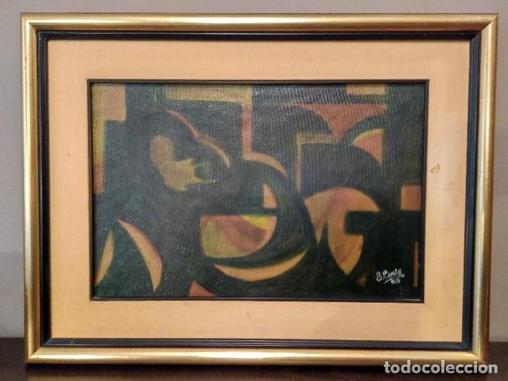 PINTURA AL OLEO - FIRMA S EIRIZ (Arte - Pintura - Pintura al Óleo Contemporánea )