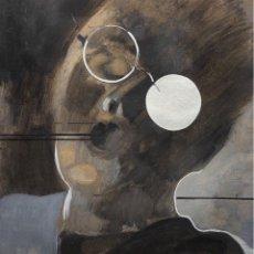 Arte: TÉCNICA MIXTA SOBRE PAPEL - 1970 - ANDREU FRESQUERA - FIRMADO. Lote 119418547