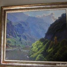 Arte: MARAVILLOSA PINTURA AL OLEO (CARLOS SEMPERE). Lote 119429039