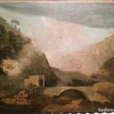 Arte: DIANA Y ACTEON. ESCUELA ITALIANA DEL S.XVII. Lote 119532563