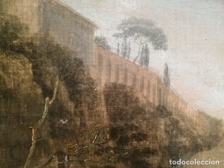 Arte: DIANA Y ACTEON. ESCUELA ITALIANA DEL S.XVII - Foto 2 - 119532563