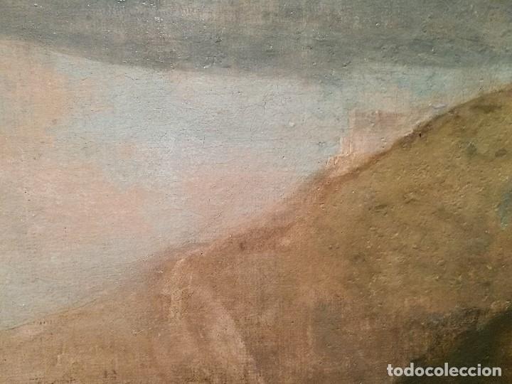 Arte: DIANA Y ACTEON. ESCUELA ITALIANA DEL S.XVII - Foto 4 - 119532563