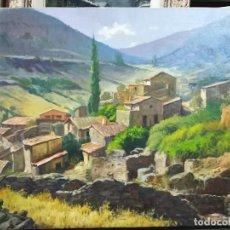 Arte: PAISAJE DE PINEDA. Lote 119548523