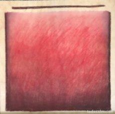 Arte: TÉCNICA MIXTA SOBRE PAPEL - 1976 - XAVIER GRAU - FIRMADO. Lote 119611811