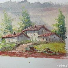 Arte: PAISAJE NATURALEZA MEDIDAS 15 X 18. Lote 119626767