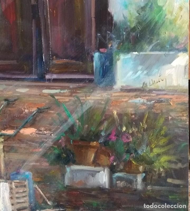Arte: Pintura valenciana.obra original de autor - Foto 3 - 120012355