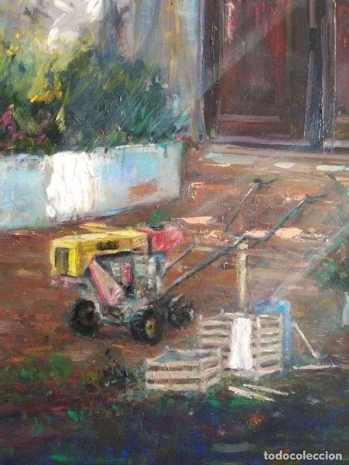Arte: Pintura valenciana.obra original de autor - Foto 6 - 120012355